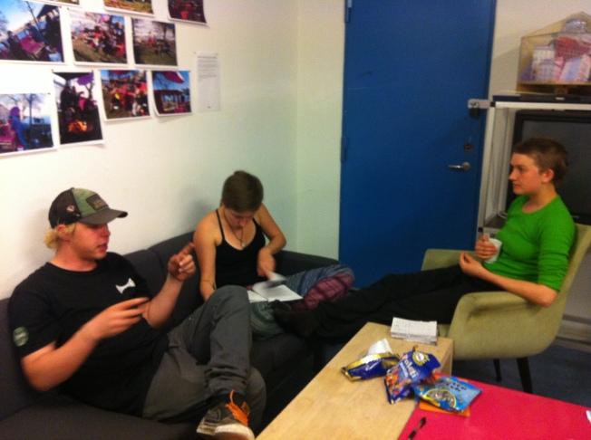 Planlægning af dansk jonglørtræf 2014